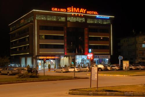 Photo of Grand Simay Hotel hotel in