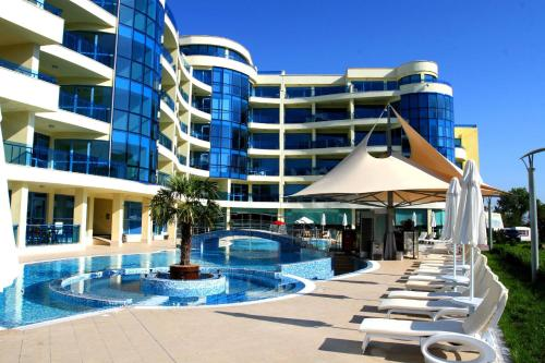 Aparthotel Marina Holiday Club & SPA, Поморие