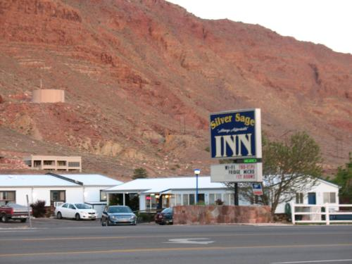 Photo of Silver Sage Inn Moab hotel in Moab