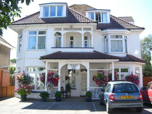 Alexander Lodge Guest House Bournemouth photo