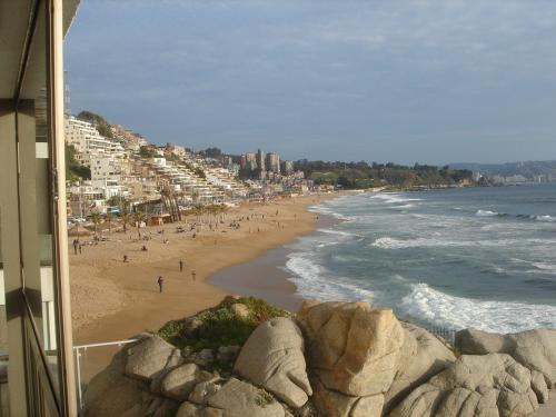 Reñaca Beach Hosting Photo
