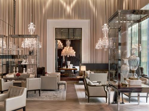Baccarat Hotel and Residences New York Photo