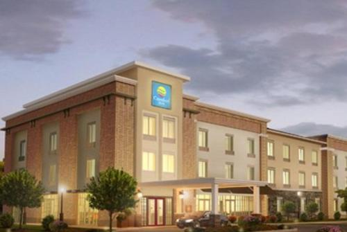 Photo of Comfort Inn & Suites-caldwell hotel in Caldwell