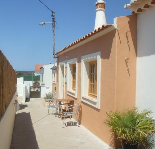 holidays algarve vacations Sagres Tonel Cottage