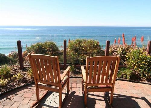 Encinitas Oceanfront Home