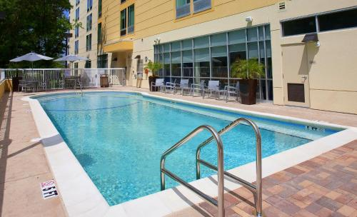 SpringHill Suites Tampa North/Tampa Palms Photo