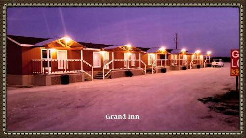 Grand Inn - Big Lake, TX 76932