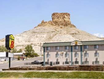 Photo of Super 8 Green River hotel in Green River