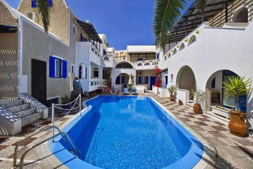 Athanasia Apartments - Santorini Hotels