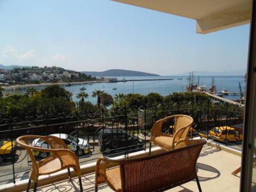 Bodrum City Kumbahce Sea View Apartment telefon