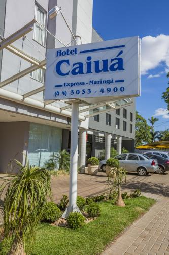 Hotel Caiuá Express Photo