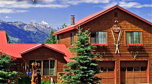 Teton View Bed and Breakfast Photo