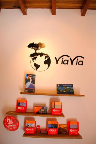 ViaVia Cafe Ayacucho Photo