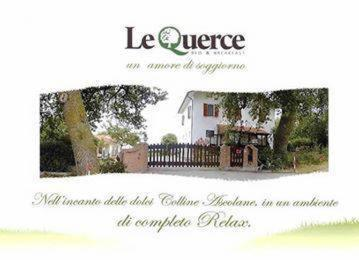 Bed and Breakfast Le Querce