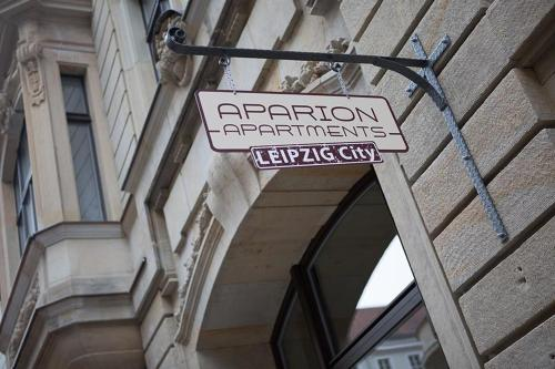 Aparion Apartments Leipzig City, Лейпциг