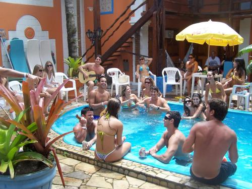 Arraial d'Ajuda Hostel Photo