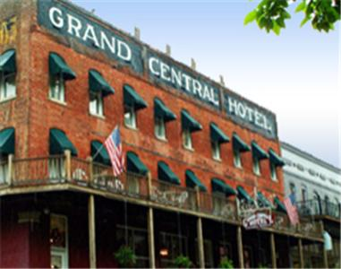 Photo of Grand Central Hotel & Spa Hotel Bed and Breakfast Accommodation in Eureka Springs Arkansas