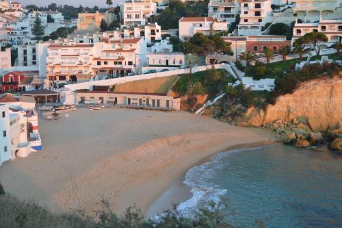 holidays algarve vacations Carvoeiro Apartment Miramare