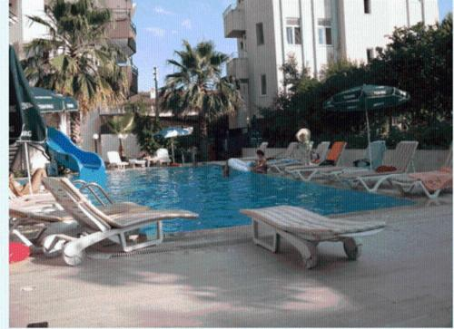 Side Antik Hotel tatil