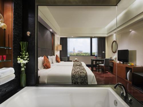 Worldhotel Grand Dushulake Suzhou photo 34