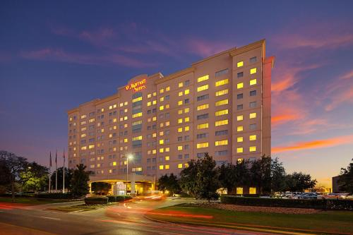 Dallas Marriott Suites Market Center - dallas - booking - hébergement