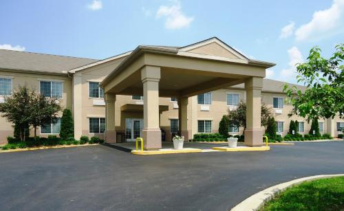 Best Western Lawrenceburg Inn - Lawrenceburg, KY 40342