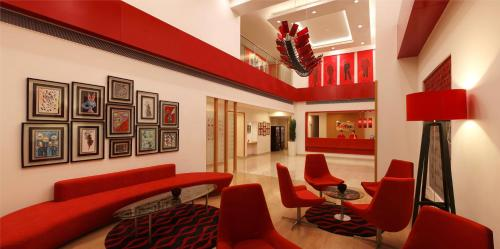 Red Fox Hotel, Delhi Airport, Samālka