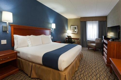 Holiday Inn Express Hotel & Suites Port Clinton-Catawba Island Photo