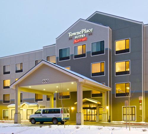 TownePlace Suites by Marriott Anchorage Midtown - anchorage -