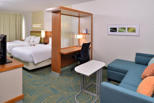SpringHill Suites by Marriott Voorhees Mt. Laurel/Cherry Hill Photo