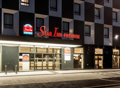 Star Inn Hotel Premium Wien Hauptbahnhof, by Quality photo 10