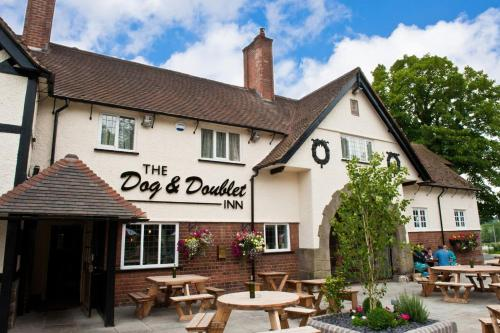 The Dog & Doublet Inn (B&B)