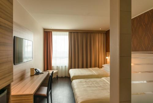 Star Inn Hotel Premium Wien Hauptbahnhof, by Quality photo 18