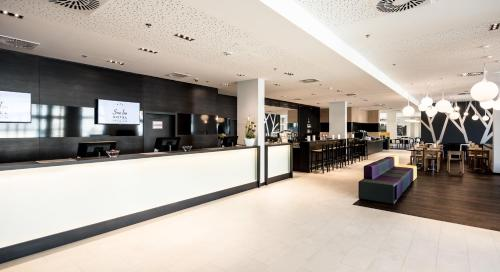 Star Inn Hotel Premium Wien Hauptbahnhof, by Quality photo 29
