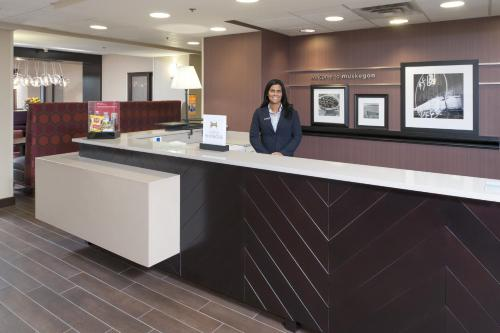 Hampton Inn Muskegon in Muskegon Heights