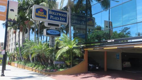 Best Western Hollywood Plaza Inn Photo