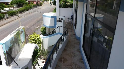 Hostal Cerro Azul Photo