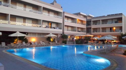 Agela Hotel & Apartments in kos - 3 star hotel