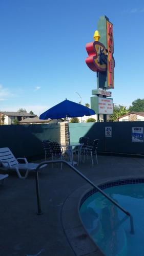 Kona Inn Motel Anaheim Photo