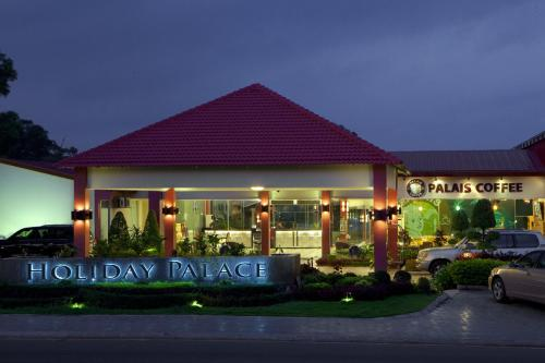 Holiday Palace Casino Resort Sihanoukville
