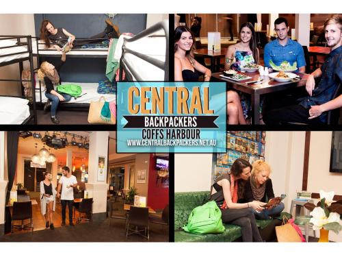 Central Backpackers
