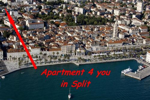 Hotel Apartment 4 You in Split