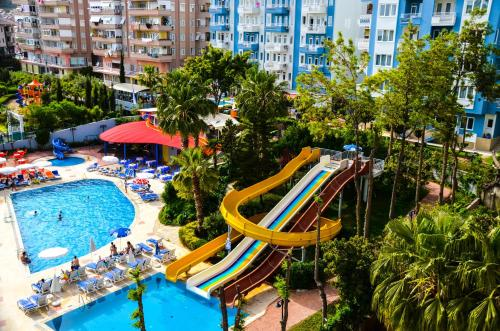 Alanya Ark Suite Apart Hotel-All Inclusive ulaşım