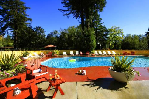 West Sonoma Inn & Spa Photo