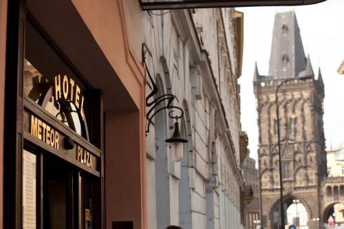 Best Western Plus Hotel Meteor Plaza in Prague from €72