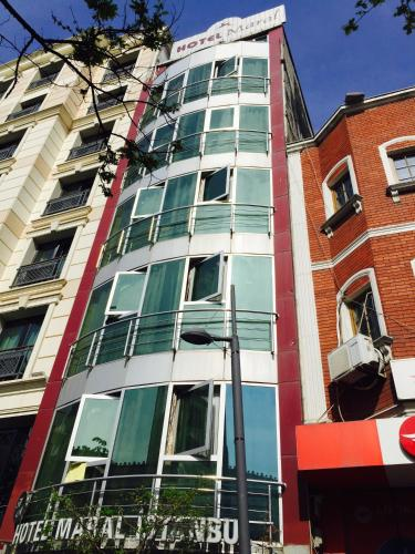 Istanbul Maral Hotel Istanbul adres