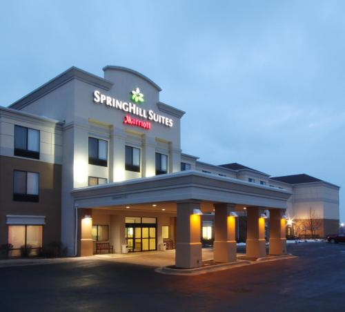 SpringHill Suites Grand Rapids North Photo