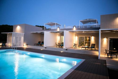 Galinio Boutique Apartments - Skafidia Greece