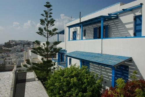 Pension Ocean View - naxos -