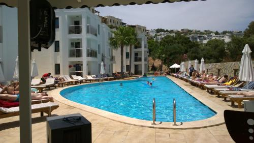 Gumbet Queen Resort Residence & Suites yol tarifi
